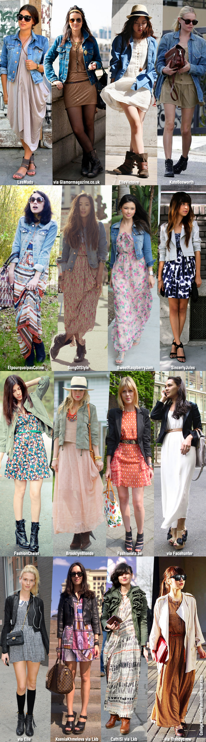 Summer Dresses With Jackets