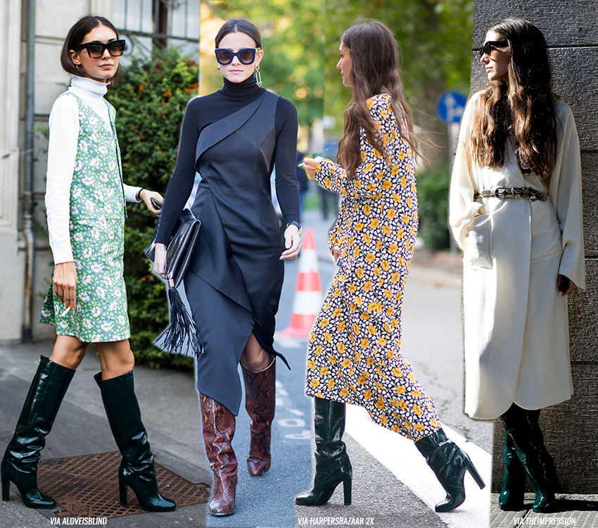 What boots are in fashion