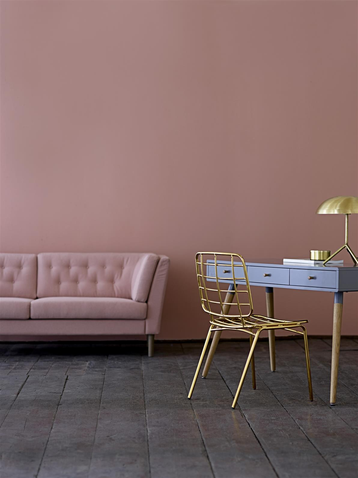 Interior Design Trend For 2016 Pink Blue Is In Fashion