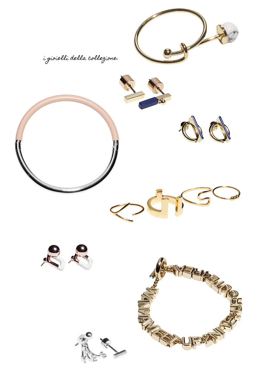 FAUX/real + & Other Stories Jewelry Collection - Blue is in ...