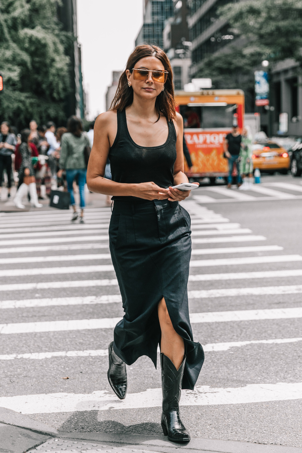 Look Preferiti Dallo Street Style Della New York Fashion